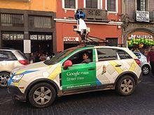 Google Street View en Latinoamérica - Wikipedia, la