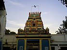 Gopuram at Chilkur Temple1.jpg