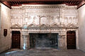 Gordes casttle fireplace by JM Rosier.jpg