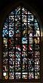 Gouda, st. janskerk, vetrata 28a, la vetrata della liberazione, di Charles Eyck, 1947.jpg