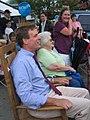Gov. Warner at the Local 675 Covington Labor Day Parade (235245906).jpg