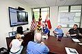 Governor Hogan Visits Howard County Emergency Operations Center (28899975286).jpg