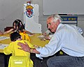 Governor Steve Beshear Visits Temporary School.jpg