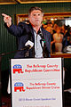 Governor of Maryland Bob Ehrlich at Belknap County Republican LINCOLN DAY FIRST-IN-THE-NATION PRESIDENTIAL SUNSET DINNER CRUISE, Weirs Beach, New Hampshire May 2015 by Michael Vadon 10.jpg