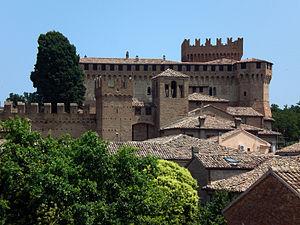 Gradara Castle - The Castle