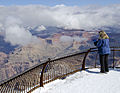 Grand Canyon National Park, Recording View from Mather Point 1760 - Flickr - Grand Canyon NPS.jpg