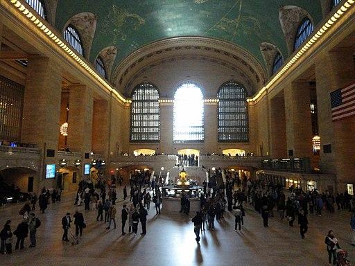 Grand Central Terminal interior - DSC06459