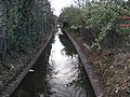 Grand Union Canal feeder channel in Wembley - geograph.org.uk - 726253.jpg