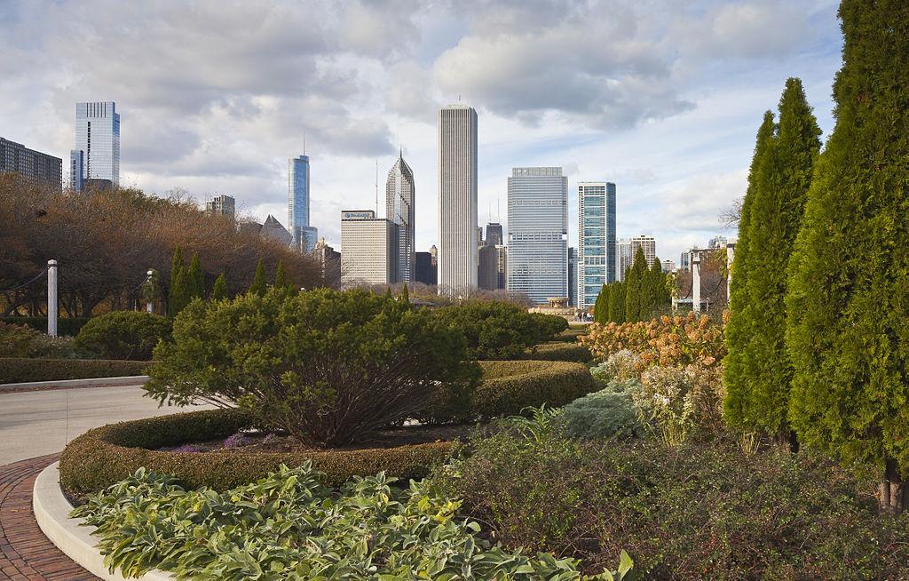 Grant Park, Chicago, Illinois, Estados Unidos, 2012-10-20, DD 03