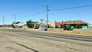 Hines Hill, Western Australia - Great Eastern Highway, Hines Hill, 2014
