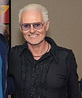 Greg and Michael Des Barres at the Chiller Theatre Expo 2017.jpg