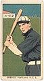 Greggs, Portland Team, baseball card portrait LCCN2008677307.jpg