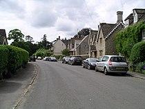 Grittleton village2 19y07.JPG