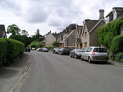 Grittleton village2 19y07.JPG