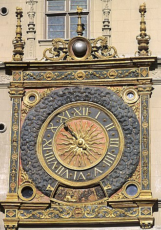 Rouen - Gros-Horloge
