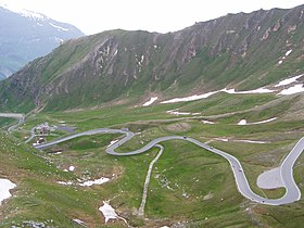 Image illustrative de l'article Grossglockner Hochalpenstrasse