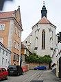 GuentherZ 2011-10-29 0191 Retz Dominikanerkloster Dominikanerkirche.jpg