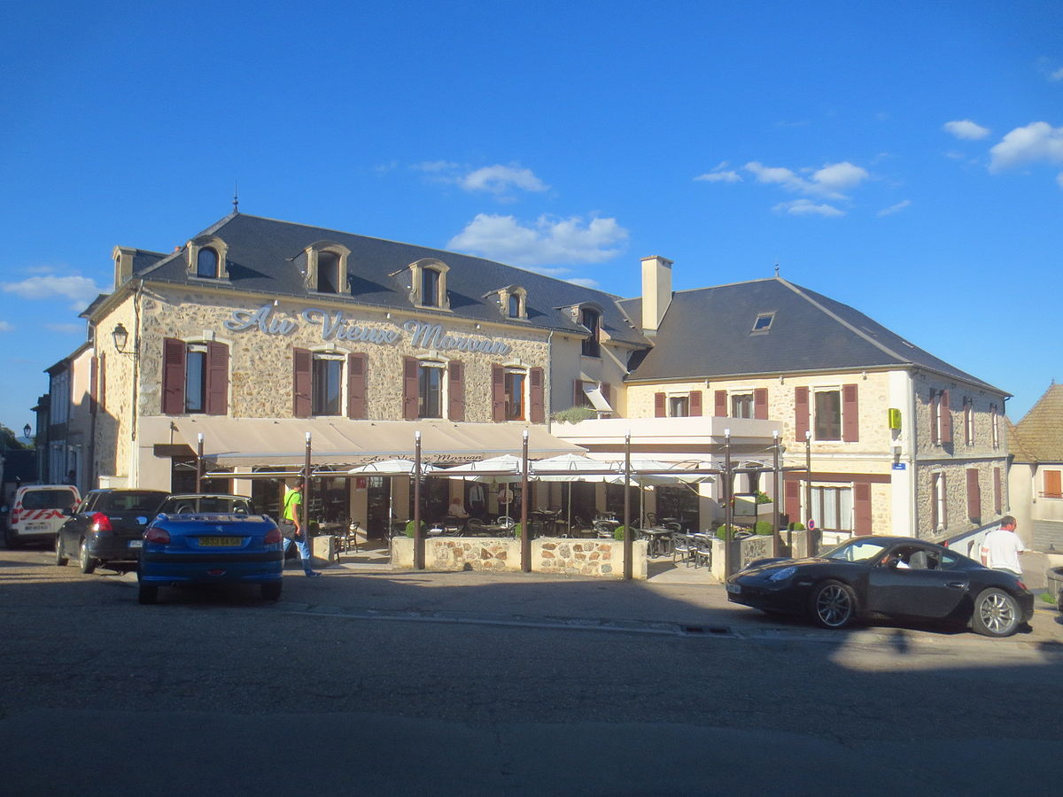 Restaurant Chateau Chinon Vieux Morvan