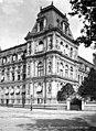 Hôtel de Ville - Pavillon d'angle donnant sur quai - Paris 04 - Médiathèque de l'architecture et du patrimoine - APMH00004523.jpg