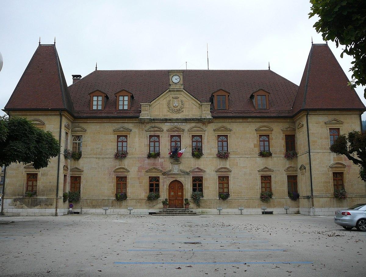 H U00f4tel De Ville De Morteau  U2014 Wikip U00e9dia