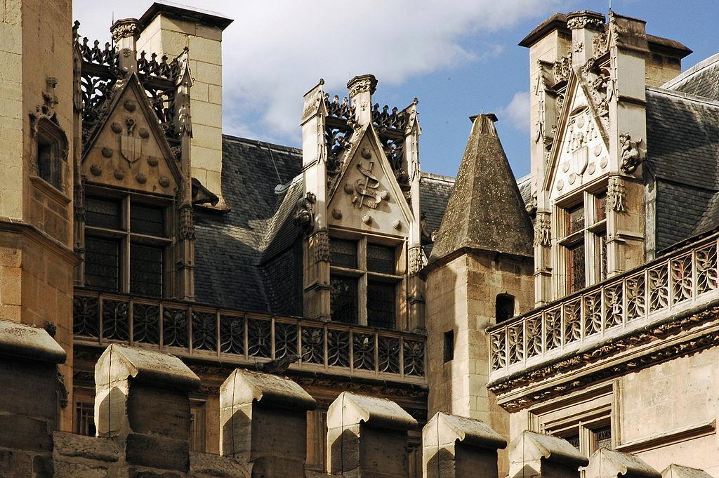 Hôtel des abbés de Cluny