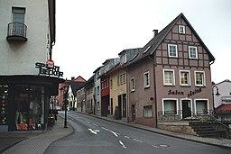 Hauptstraße in Hünfeld