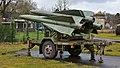 HAWK (luchtdoelraket) op mobiel platform Gunfire Museum Brasschaat 13-03-2021.jpg