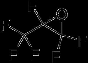 Hexafluoropropylene oxide - Image: HFPO