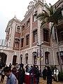 HKU Bonham Road PFL campus Loke Yew Hall facade Jan-2016 DSC 001.JPG