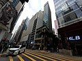 HK 中環 Central 皇后大道中 Queen's Road Central Pottinger Street yellow crossway March 2020 SS2 11.jpg