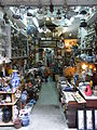 HK Sheung Wan 上環 東街 Tung Street 2nd hand goods shop interior June-2012.JPG
