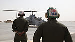 HMLA-467 conducts first combat deployment supporting operations in Helmand province, Afghanistan 140703-M-JD595-0069.jpg
