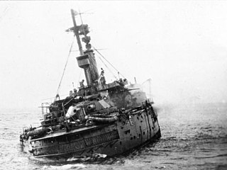 Mediterranean U-boat Campaign (World War I) fought by Austria-Hungary and German Empire against the Allies during World War I
