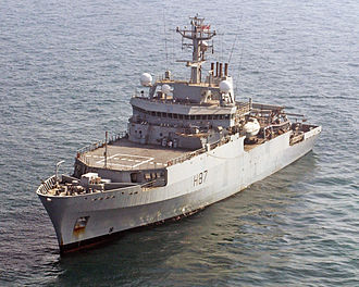 HMS Echo (H87) - Image: HMS Echo MOD 45155676