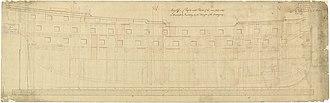 HMS Leviathan (1790) - Image: HMS Leviathan (1790)