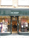 HOBBs in Winchester High Street - geograph.org.uk - 1539953.jpg
