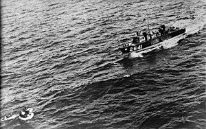 HSL 2641 rescueing USN PB4Y crew 1944.jpg