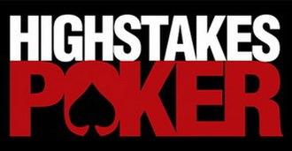 High Stakes Poker - High Stakes Poker logo