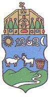 Huy hiệu của Szentistvánbaksa