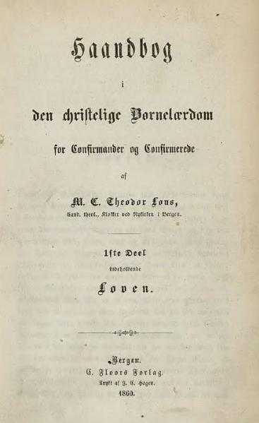 File:Haandbog i den christelige Børnelærdom I.djvu
