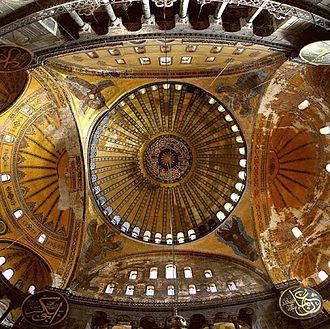 Tsargrad - Hagia Sophia Rotunda