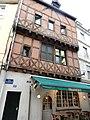 Half-timbered house - Chalon-sur-Saône - DSC06145.jpg
