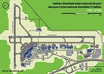 Sân bay quốc tế Stanfield Halifax