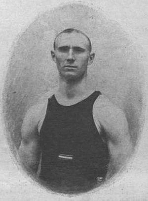 Zoltán Halmay - Zoltán in 1905