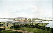 Hamburg in 1150