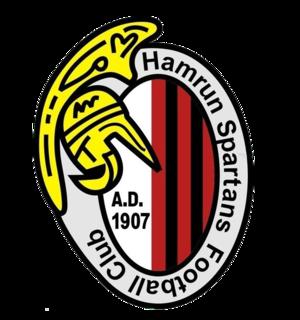Hamrun Spartans F.C. - Image: Hamrun badge hi deffb 1