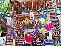 Hanging garments in Cancun Mexico.jpg