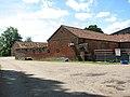 Hapton Hall - the quarantine stables - geograph.org.uk - 1385716.jpg