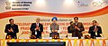 Hardeep Singh Puri launching the MIS Dashboard under SBM at the National Consultation on Accelerating Implementation of Urban Missions – PMAY (Urban) and SBM(U), in New Delhi.jpg