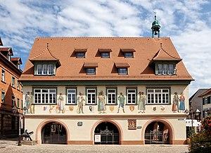 Haslach im Kinzigtal - Haslach townhall
